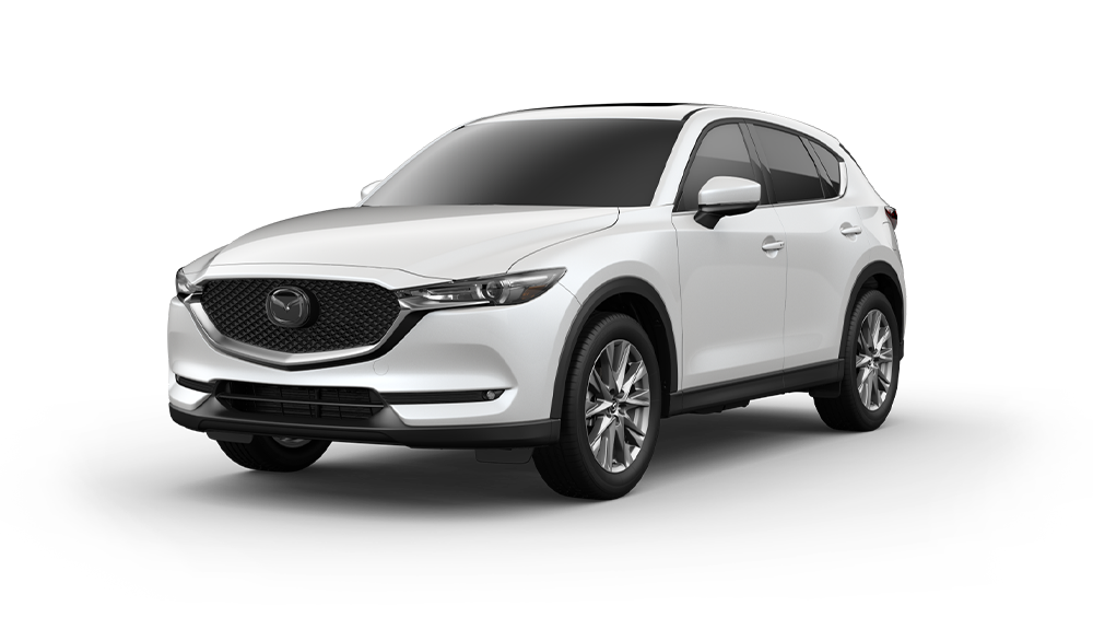2020 Mazda CX-5 Grand Touring Trim